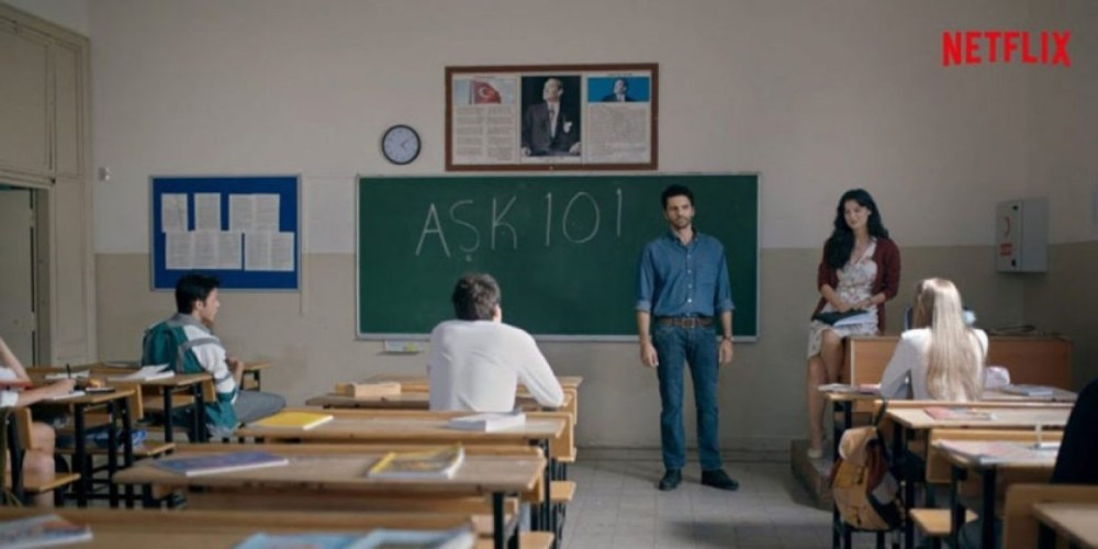 Love 101 - Un'immagine promozionale