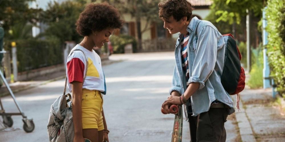 Giovanni Maini e Rebecca Coco Edogamhe in Summertime
