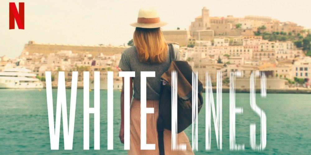 White Lines - Un'immagine promozionale