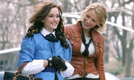 Leighton Meester e Blake Lively in Gossip Girl