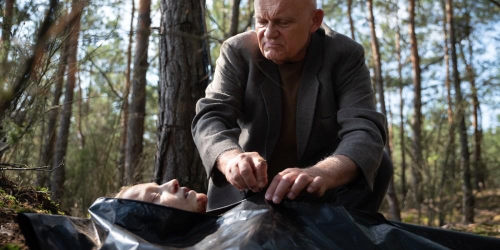 Estate di morte - The woods: una scena della serie TV