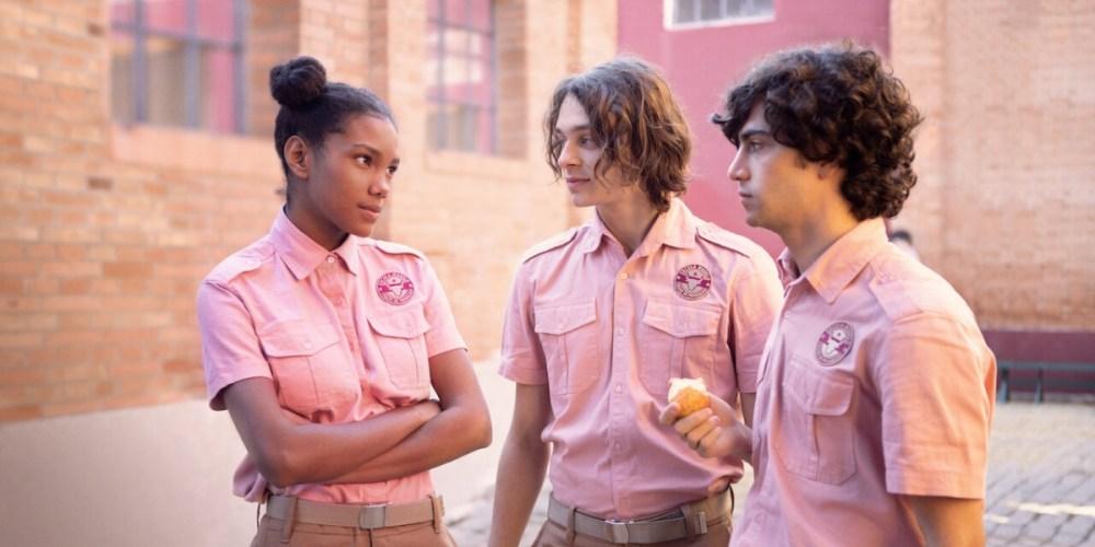 Sulla bocca di tutti - Boca a Boca: il cast della serie TV