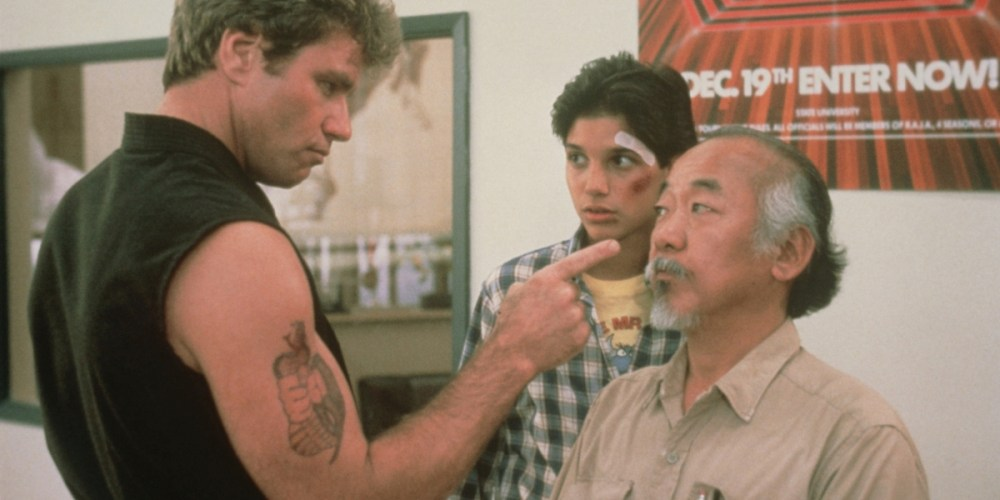 The Karate Kid (1984) - Una scena del film