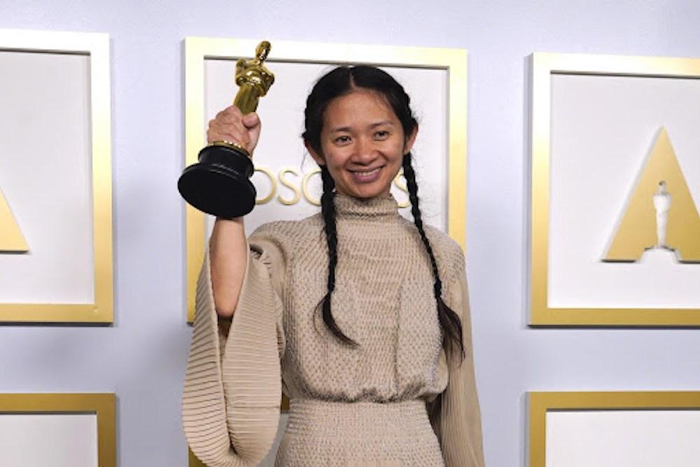 Notte degli Oscar 2021 - Migliore regista: Chloé Zhao