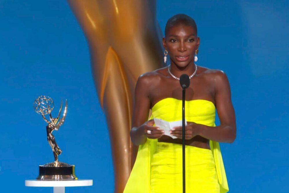 Emmy Awards 2021: i vincitori - Michaela Cole