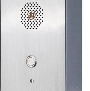 Vandal-proof telephone / IP65 / IP54 / wall-mounted