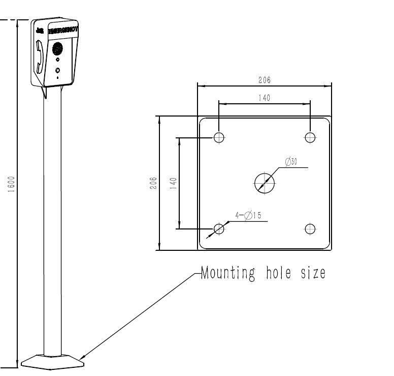 JR-TP-01 Torre Emergencias