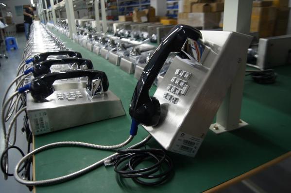 JR201-FK-SIP telefono antivandalico vozell