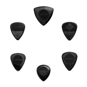 Variety-Guitar Picks-Black