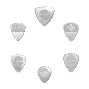 Variety-Guitar-Picks-White