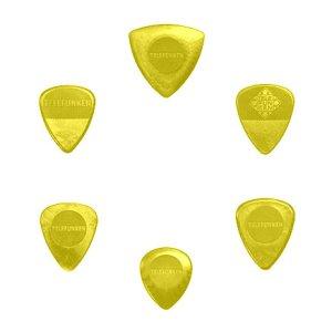 Variety-Guitar-Picks-Yellow