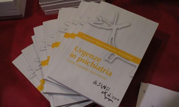 Urgenze in psichiatria, un libro per capire cosa fare