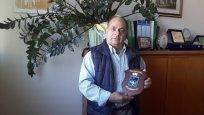 Carroccia Mario con il Grest della Scuola artiglieri di Sabaudia