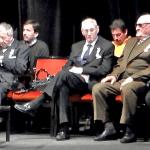 Angelo D'Urso, Adio Pocaterra e Sisto Gasparotto