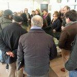 Anziani in visita al Museo - 4.1.2015