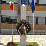 obelisco in memoria di Eric Fletcher Waters e dei caduti dispersi della battaglia di Aprilia