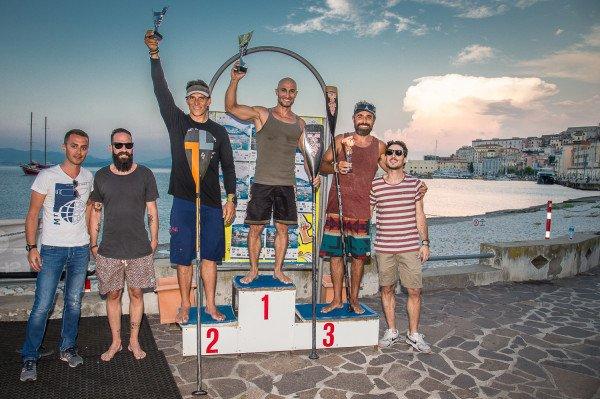 Premiazione della gara Sprint  ©Leonardodangelo.com