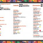 Programma Cisterna Film Festival