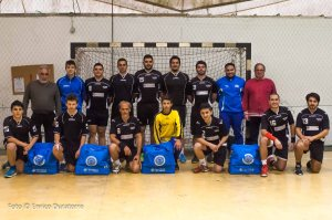 CUS Cassino - Gaeta Handball 84