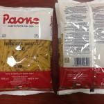 Riparte la produzione del Pastificio Paone