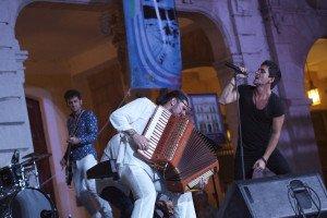 Marco Lo Russo y David Blanco Piazza Vecchia Cuba