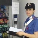 Aprilia: arrestati per furto alle macchinette distributrici.