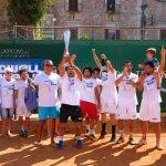 Il Circolo Tennis Gaeta corona il suo sogno: è serie B!