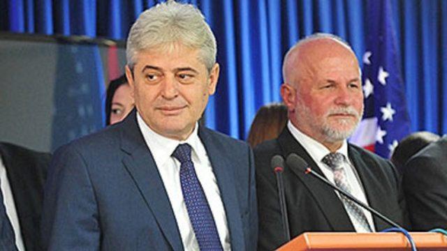 Ahmeti: BDI-ja është partnere e bashkësisë ndërkombëtare në arritjen e qëllimeve të përbashkëta