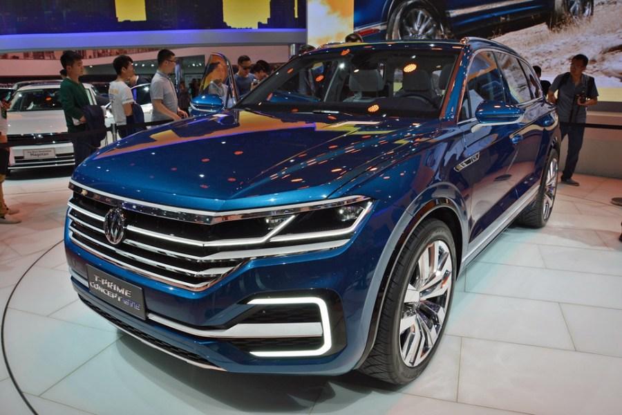 Volkswagen prezanton konceptin e modelit T Prime foto 2