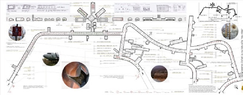 Shematski prikaz aerodroma