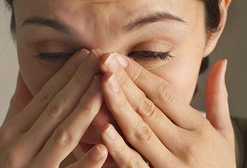 Ukoliko patite od alergija, terapeut to prepoznaje