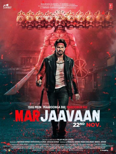 Marjaavaan Video Songs Download