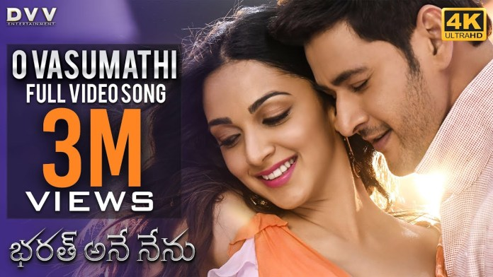 O Vasumathi Video Song download