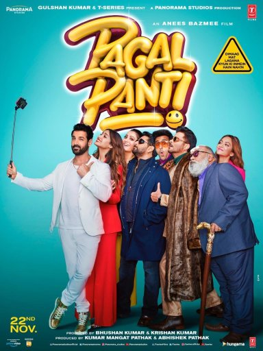 Pagalpanti Video Songs Download
