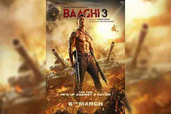 Baaghi 3 Video Songs Download