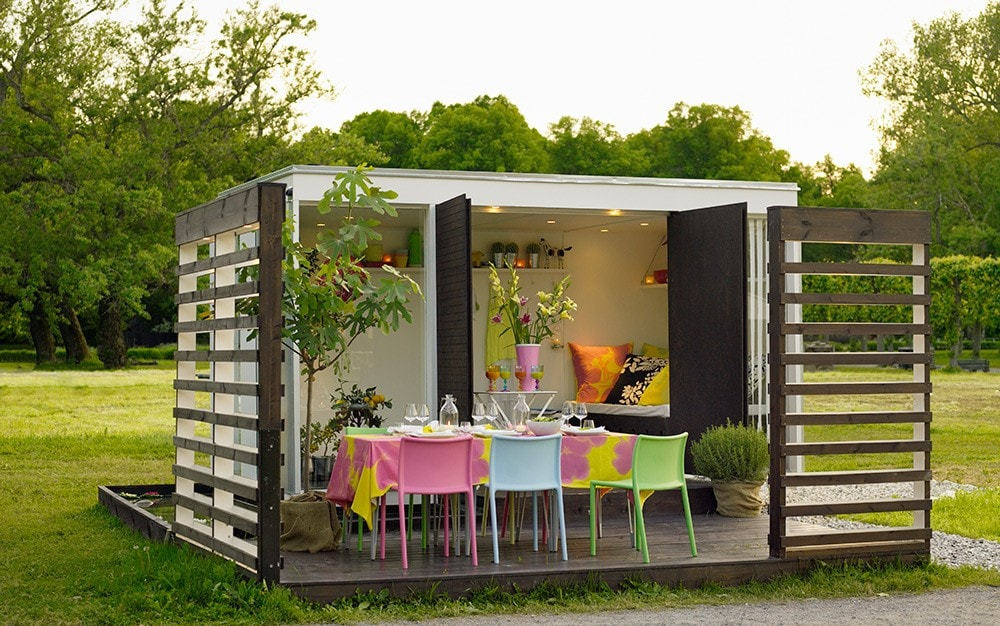 21 really simple, cheap ideas to transform your shed on Open Backyard Ideas id=68575