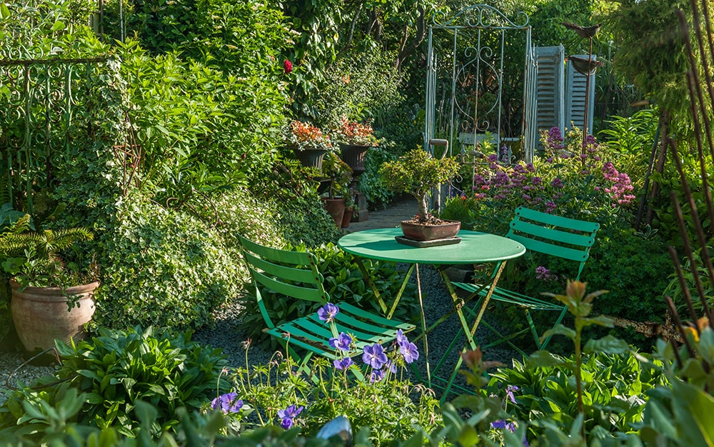 6 ways to make the most of a small garden on Tiny Back Garden Ideas id=71578