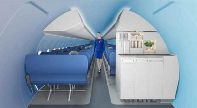 The Modulair concept designed by Delft