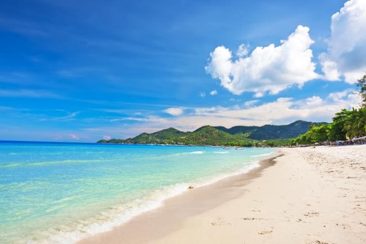 Chaweng Thailand: The Beach revisited
