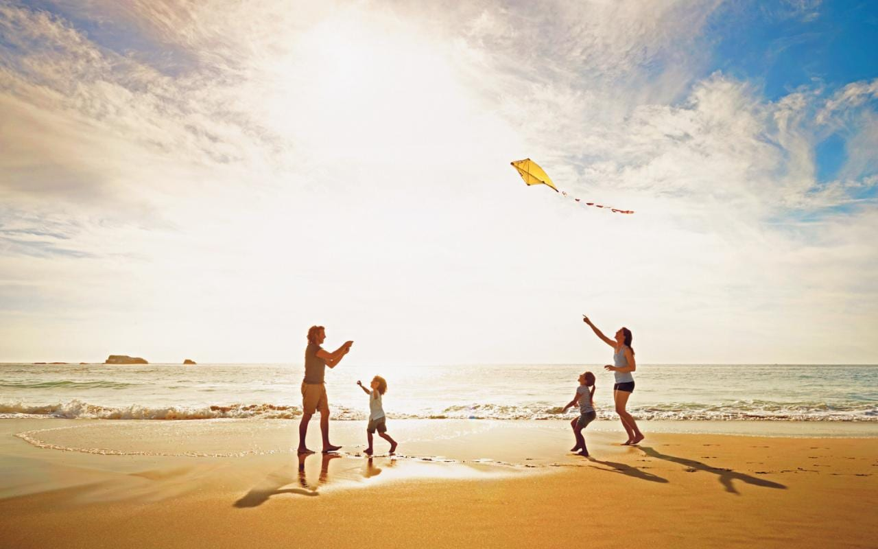 Holidays With Kids The Best 10 Beaches For Children In