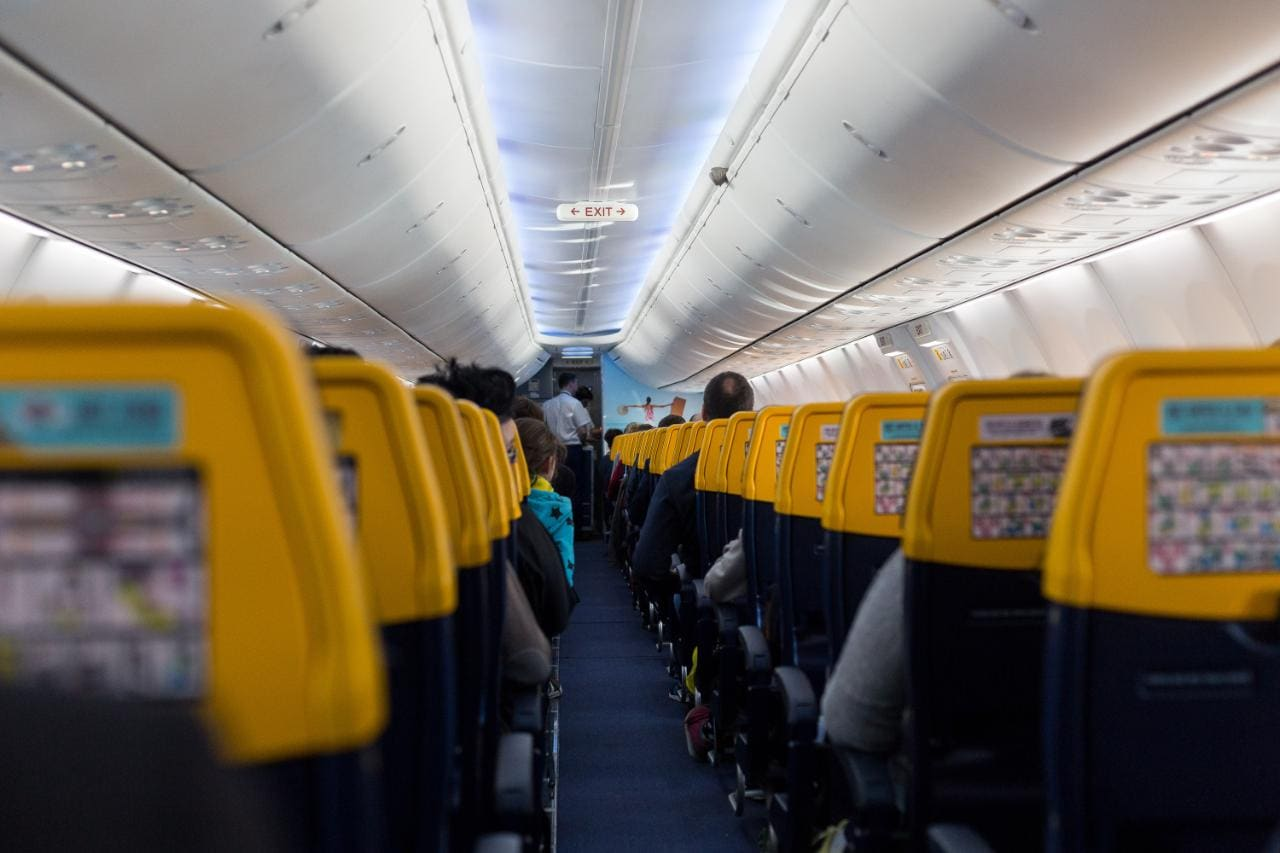 Is Ryanair Deliberately Splitting Up Passengers Who Refuse To Pay For Seat Selection