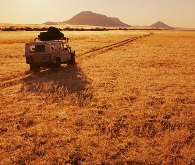 Namibia Is One Of The Best Places On The Planet For A Self Drive Safari