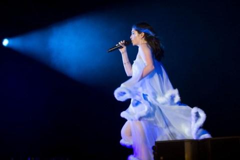 Lorde at last year's Primavera Sound