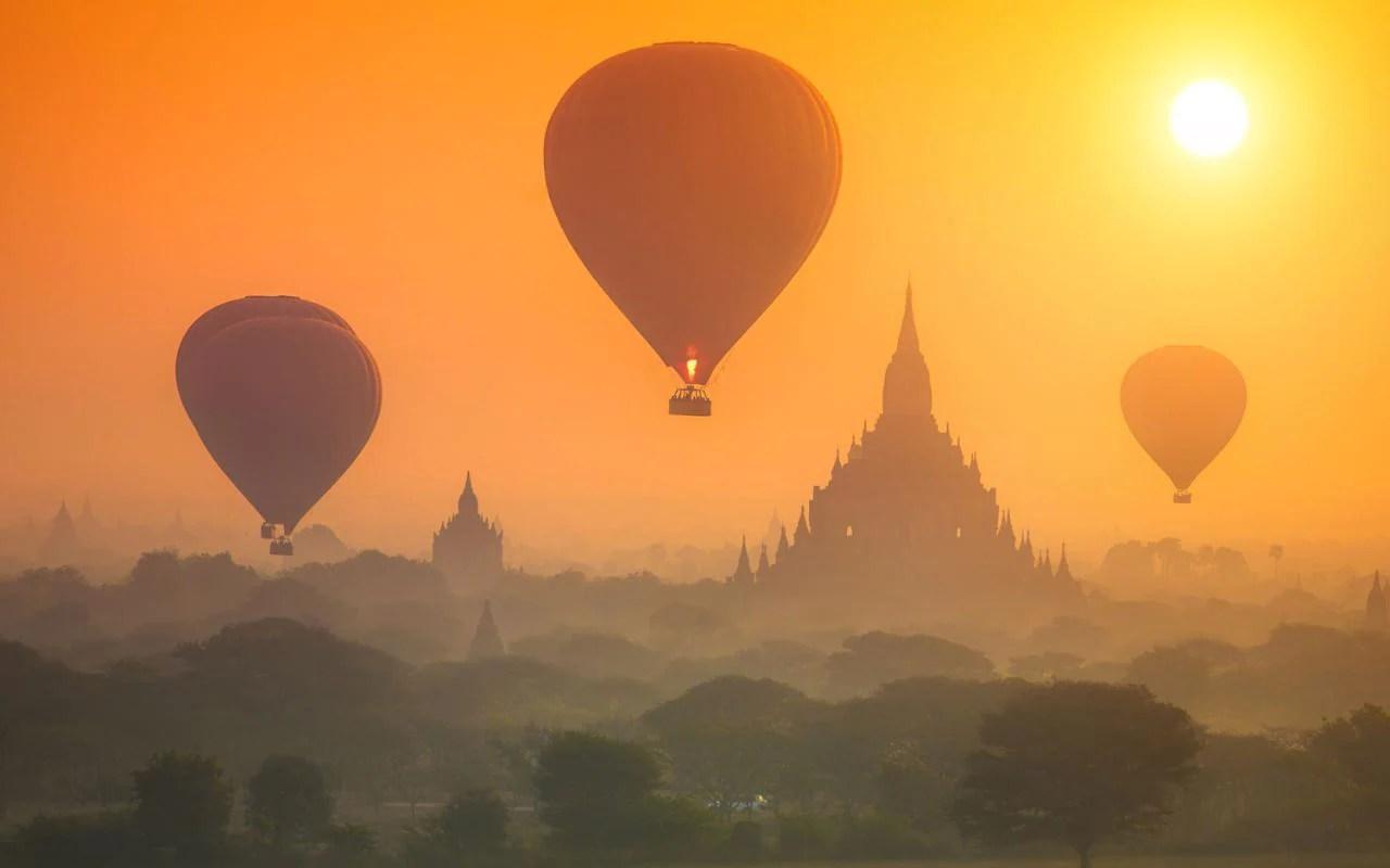 Burma Events