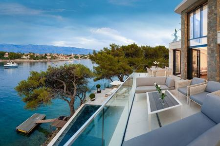 Croatia summer holidays guide  villas Villa Ivey  Croatia