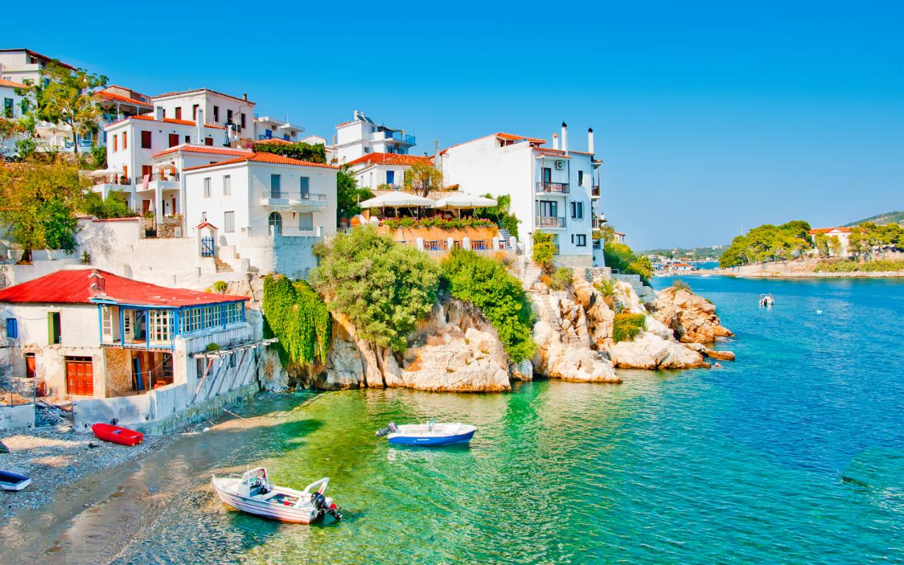Skiathos Travel Guide
