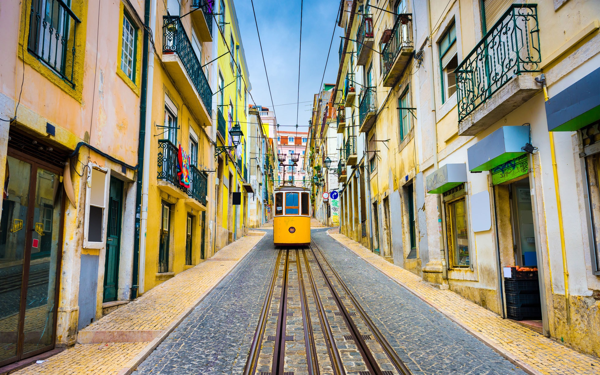 "Portugal's capital is a ""Latin fairytale"" according to our expert"