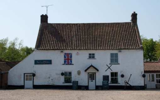 The Lord Nelson takes its name from the naval hero who drank here in the 18th century