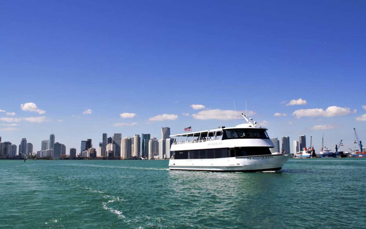 Island Queen Cruises, Miami, United States