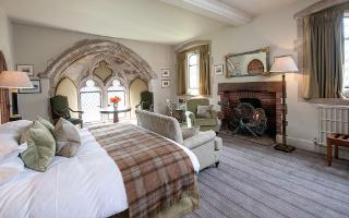Amberley Castle hotel, Amberley, West Sussex, England